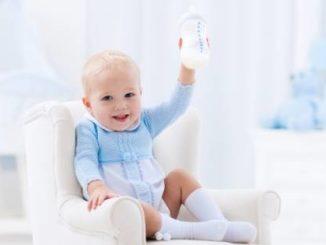 Wieviel muss ein Baby trinken