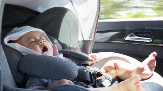 baby autofahren