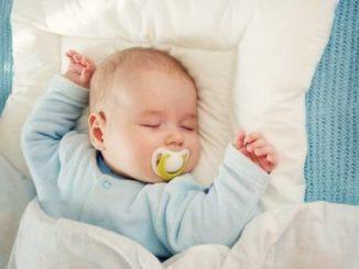 Fieberkrampf im Schlaf