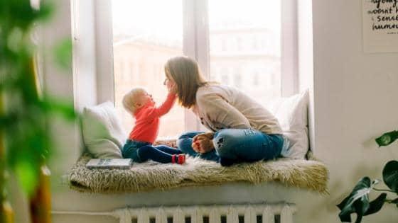 Luftbefeuchter Baby und Kinderzimmer