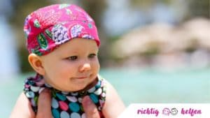 Hitzepickel Babys