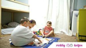 Gefahren im Kinderzimmer